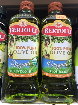 Picture of Bertolli 有机橄榄油(瓶)(500ml)