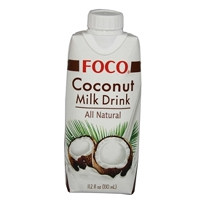Picture of foco 椰奶(瓶)(约330ml)
