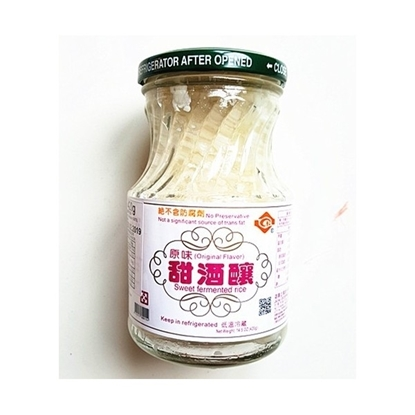 Picture of 原味甜酒酿(瓶)(约500g)